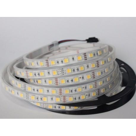 Ruban LED Blanc -14.4w-12v-IP44