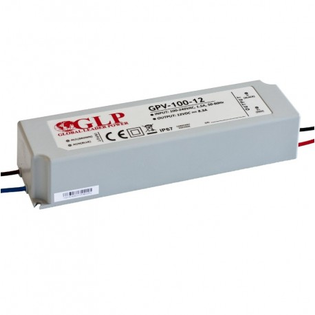 ALIMENTATION 12V-100W IP67