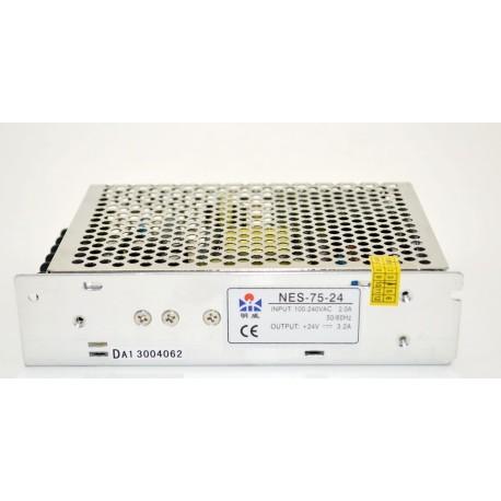 ALIMENTATION 24V-75W MW NES-75-24