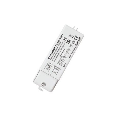 ALIMENTATION 12V-70W OSRAM ET-PARROT 70/220-240