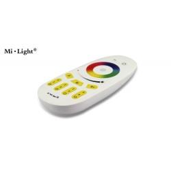 Télécommande 4canaux pour ampoules MILIGHT couleur et blanc
