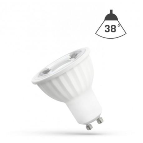 Ampoule LED 6w 38°-GU10