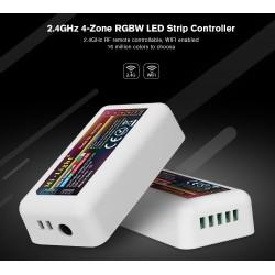 Récepteur pour ruban LED RGBW (couleur et blanc) MILIGHT
