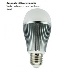 Ampoule GU10 LED 4w wifi (dual light)