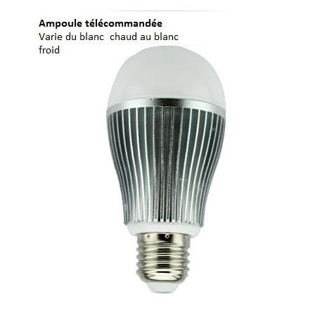 Ampoule GU10 LED 4w wifi (dual light)