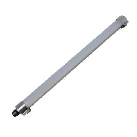 Tubulaire d'Intérieur à LED – 230V – Ø40 mm