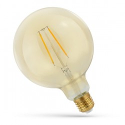 Ampoule LED 2w E27 à filament rétro BIG