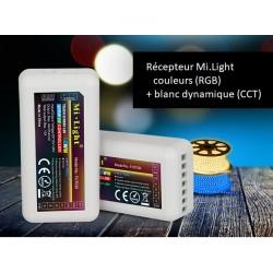 Récepteur pour ruban LED RGB CCT   MILIGHT