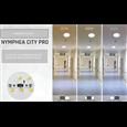 LED luminaire NYMPHEA CITY