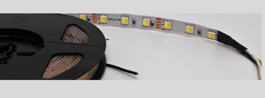ruban LED dynamique